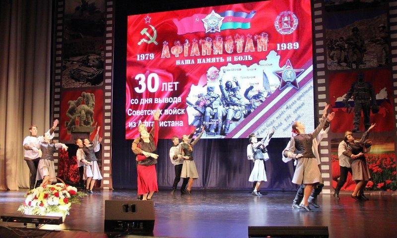 В Брянске прошел конкурс солдатской песни