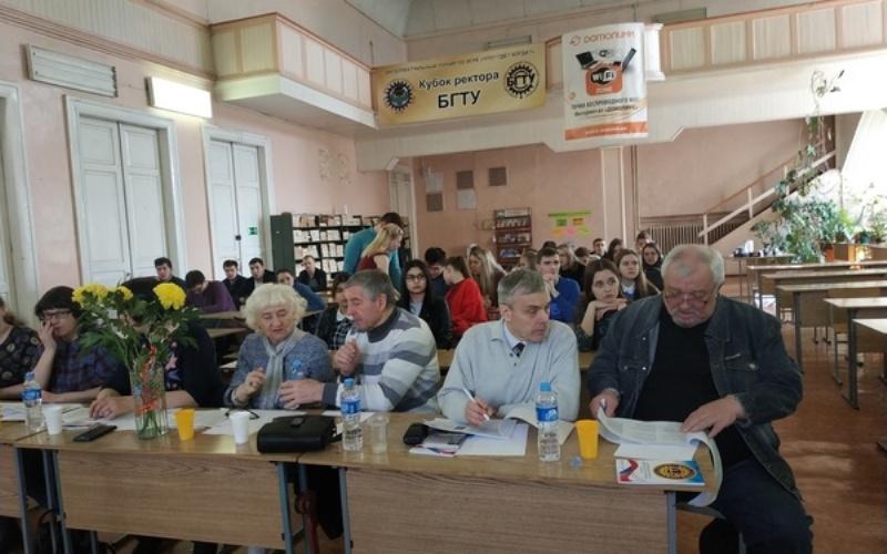 В Брянске состоялся межвузовский поэтический конкурс