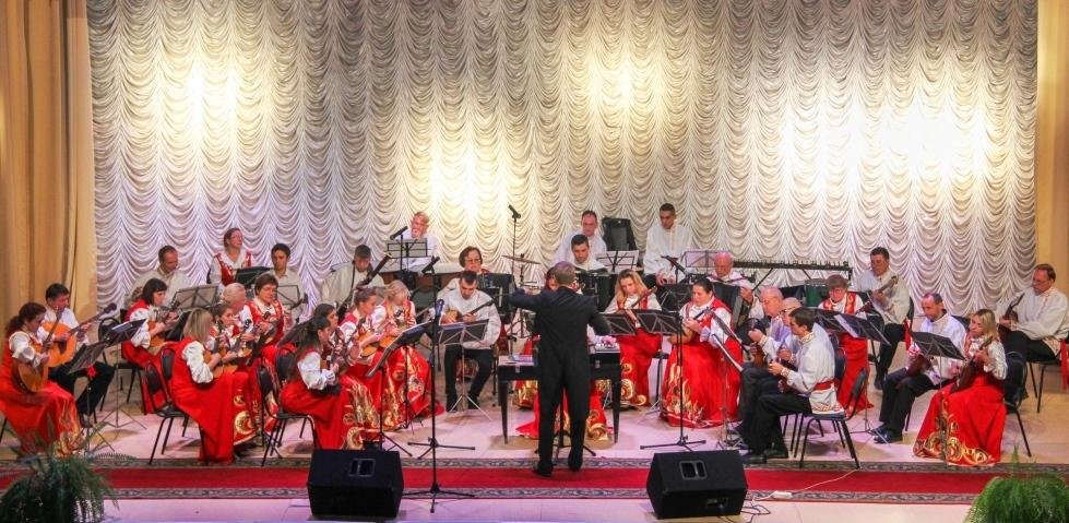 В Брянске пройдет праздничный концерт городского оркестра народных инструментов