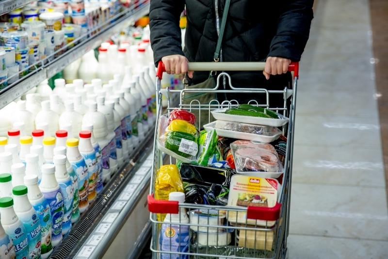 В Брянской области продуктовая корзина стоит 4 тысячи 289 рублей