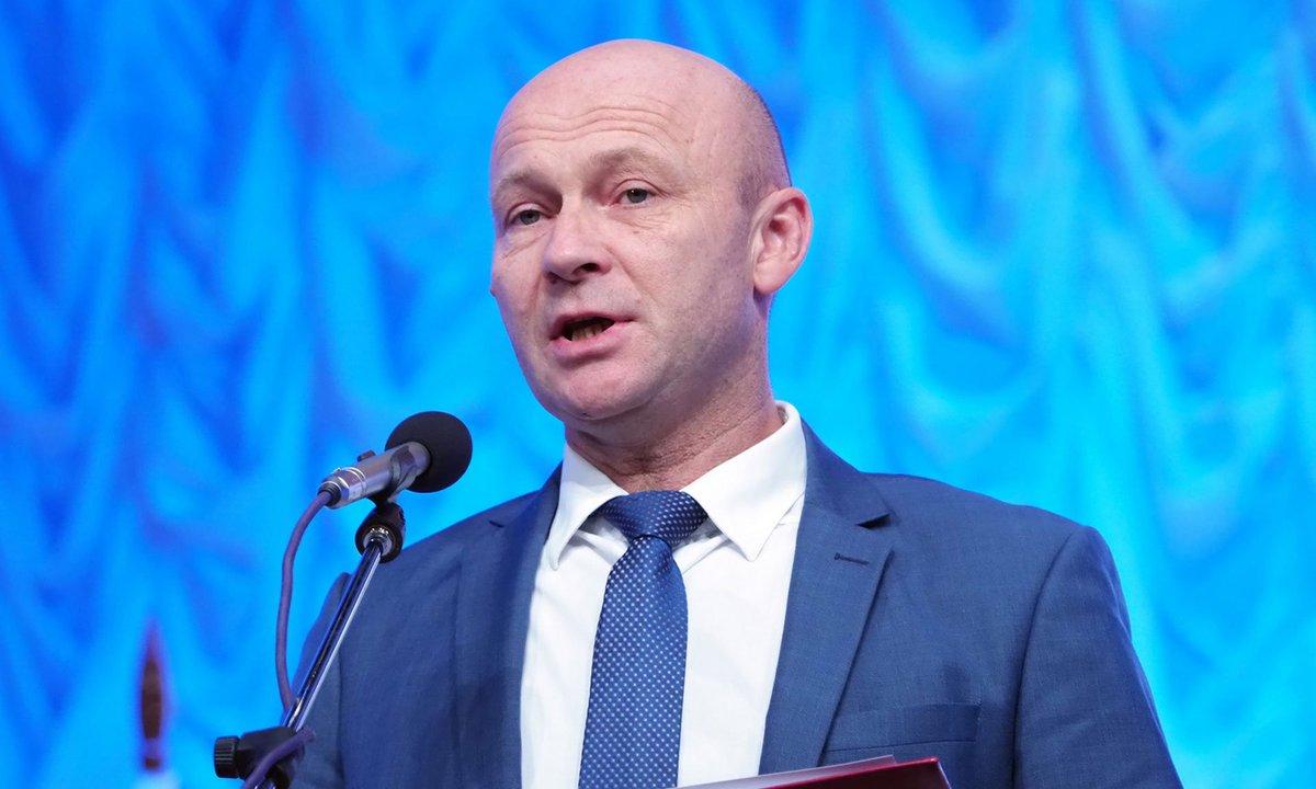 Бывший замгубернатора Брянской области Александр Коробко получил Благодарность президента