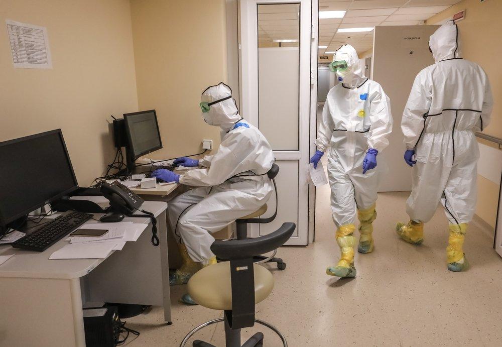 Выявили новые случаи заражения коронавирусом в 16 муниципалитетах Брянской области