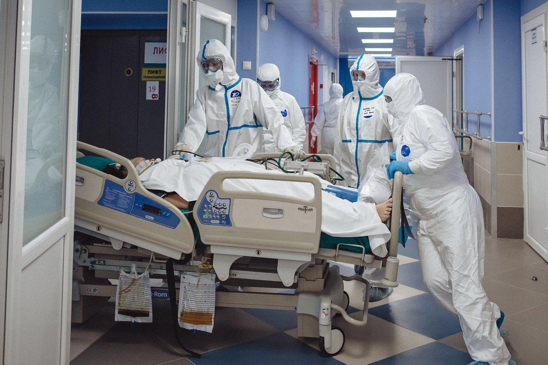 В Брянской области за сутки коронавирусом заболели 204 человека