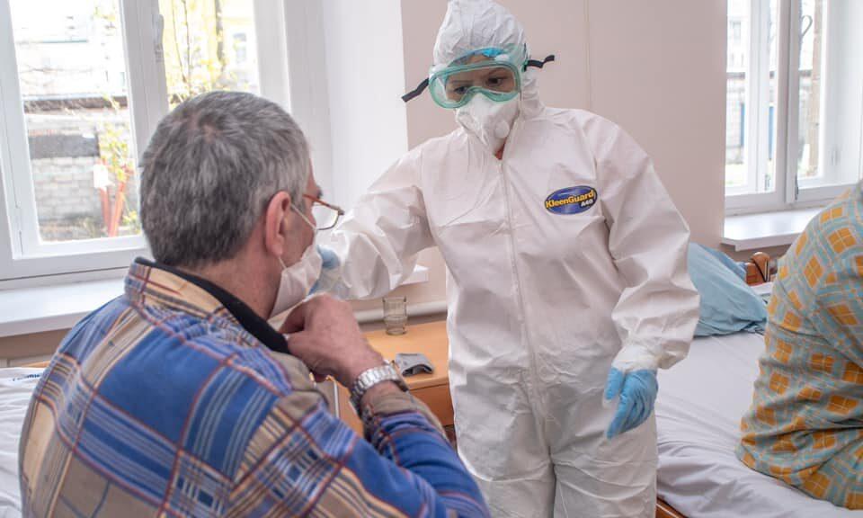 В Брянской области выявили 110 новых случаев заражения коронавирусом за сутки