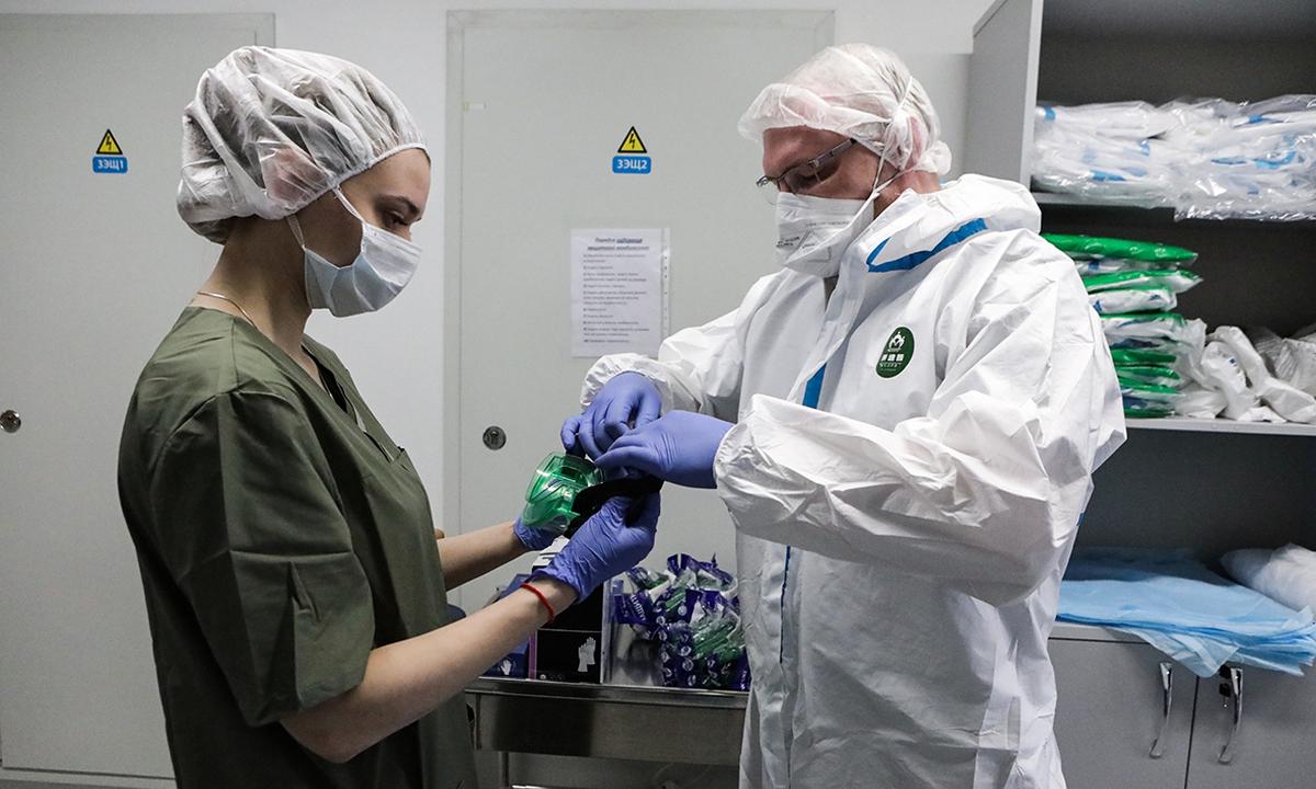 В Брянской области заболели за сутки коронавирусом 103 человека