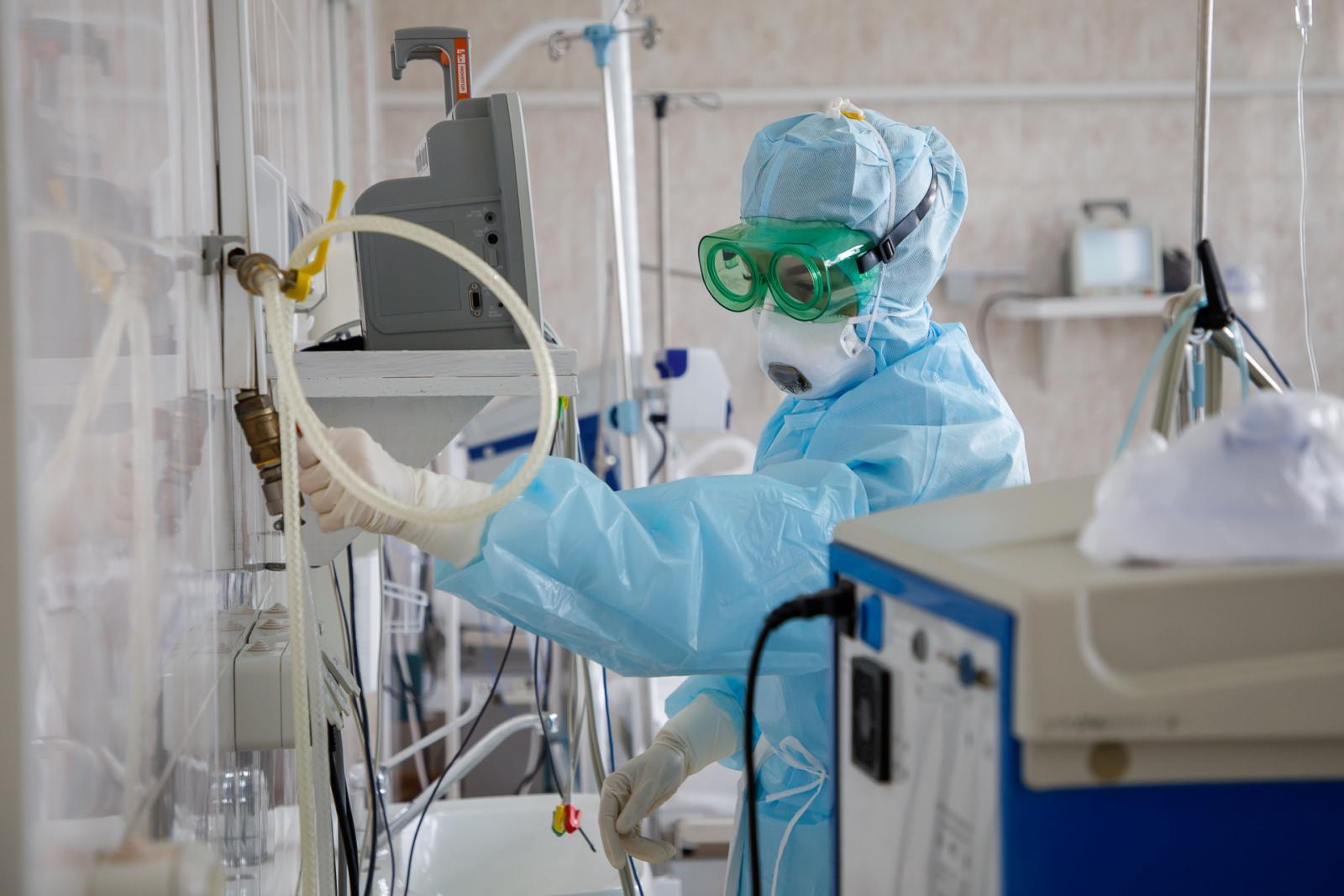 В 17 районах Брянской области выявлены новые случаи коронавируса