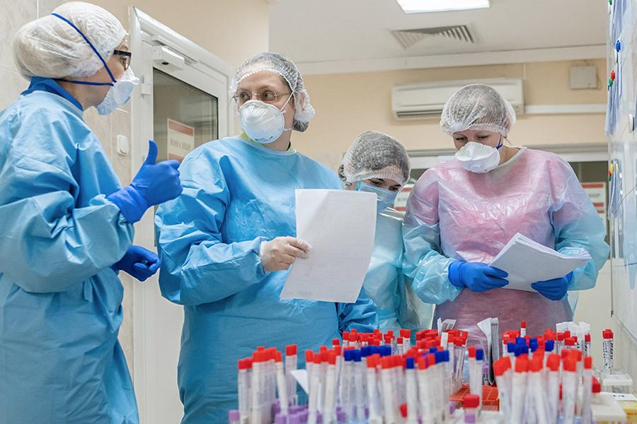В Брянской области коронавирус за сутки выявили у 111 человек