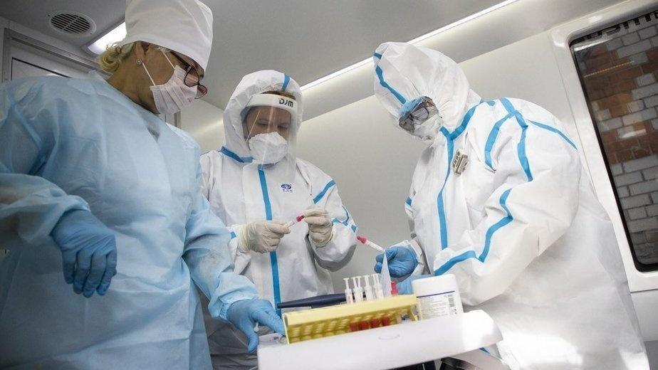 В Брянской области 103 человека заразились коронавирусом за сутки