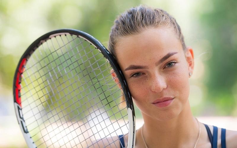 Влада Коваль вышла в четвертьфинал турнира серии ITF
