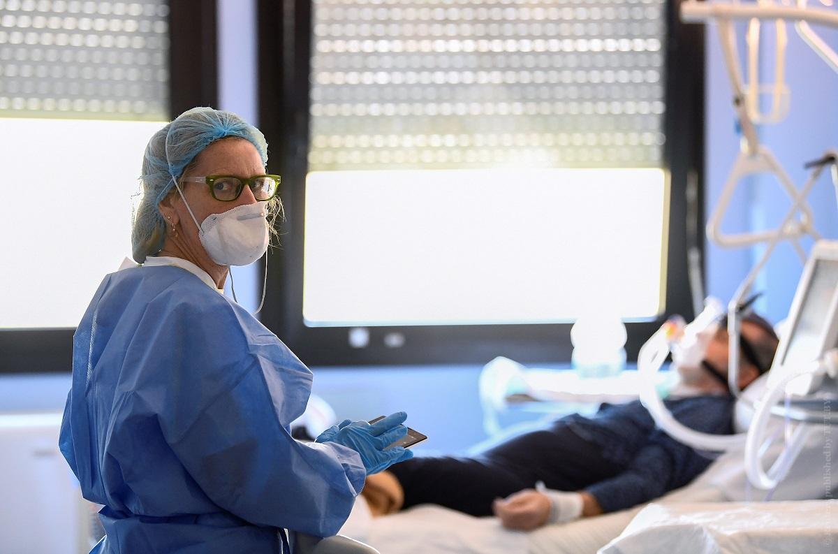В Брянской области незначительно снизилась заболеваемость коронавирусом