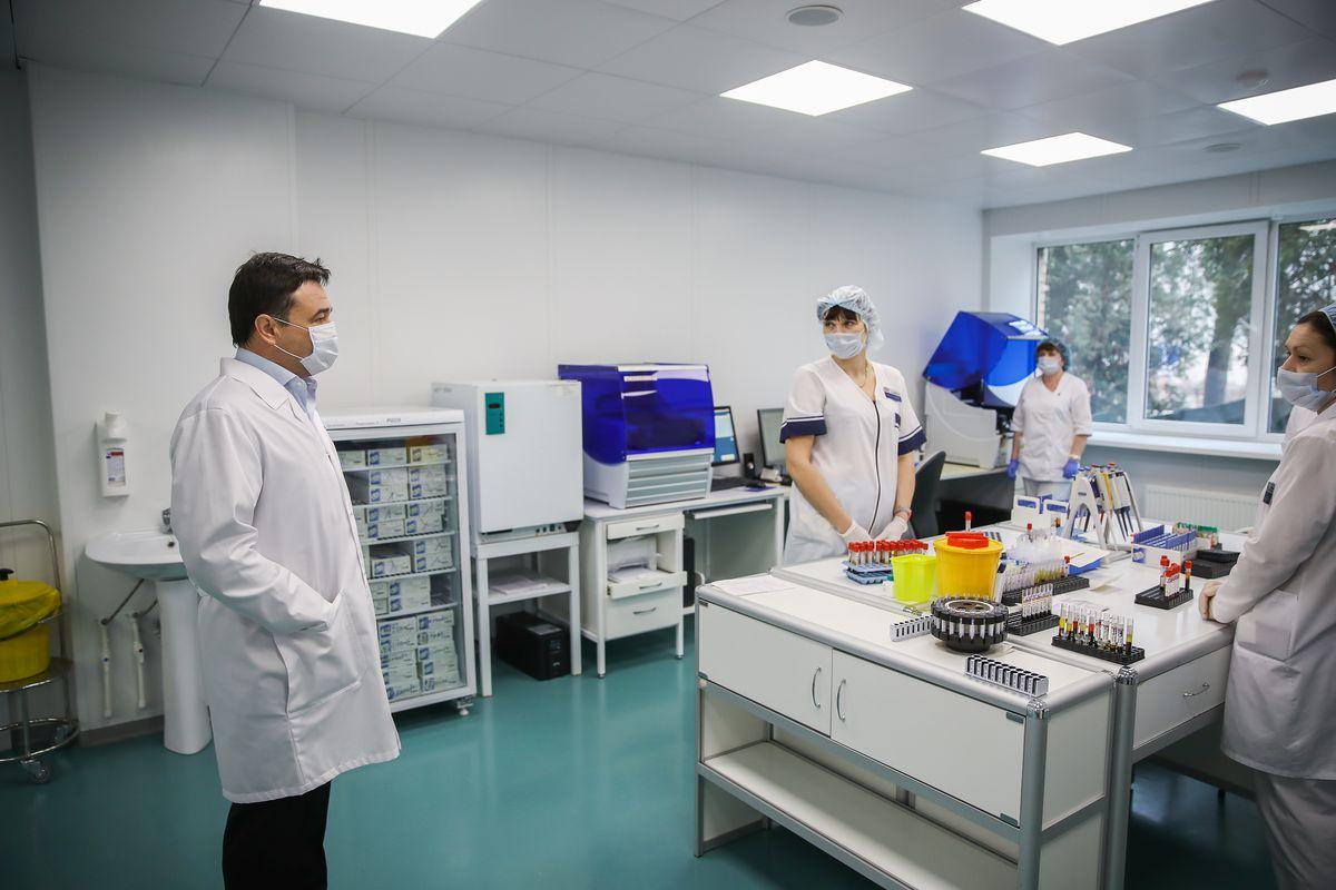 В Брянской городской поликлинике №1 появится ПЦР-лаборатория