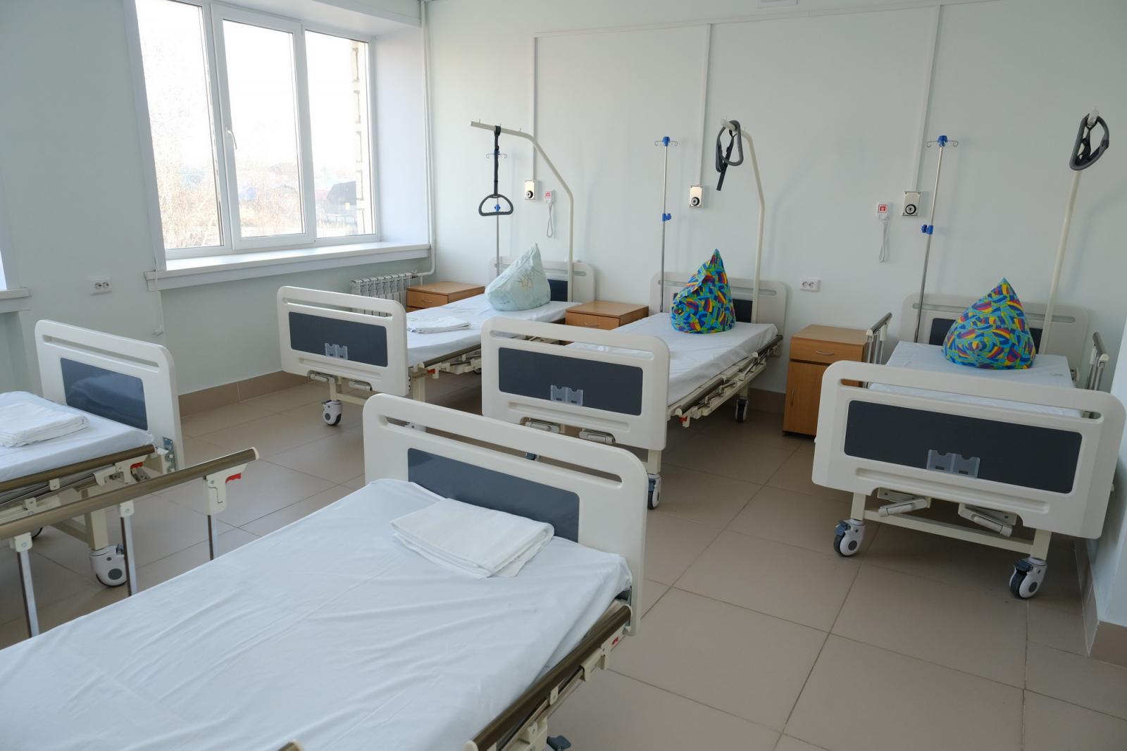 В Брянской области прекратили работу два коронавирусных госпиталя