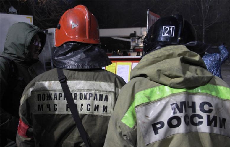 В Красноярске из-за взрыва газа в жилом доме обрушились три квартиры