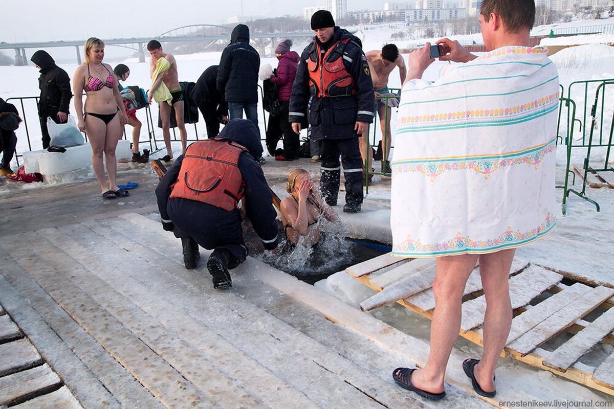 Для Крещенских купаний в Брянске оборудовали три купели