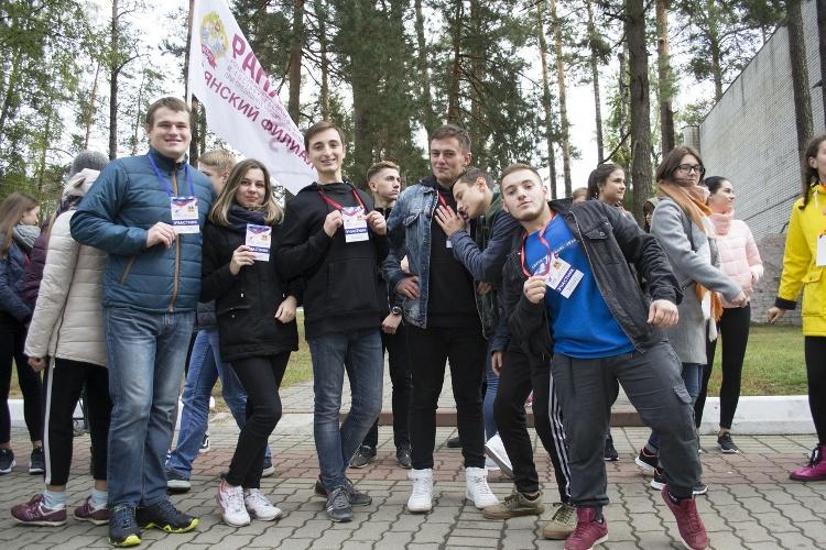 Брянские студенты посетили школу молодежного актива «Курс на успех»