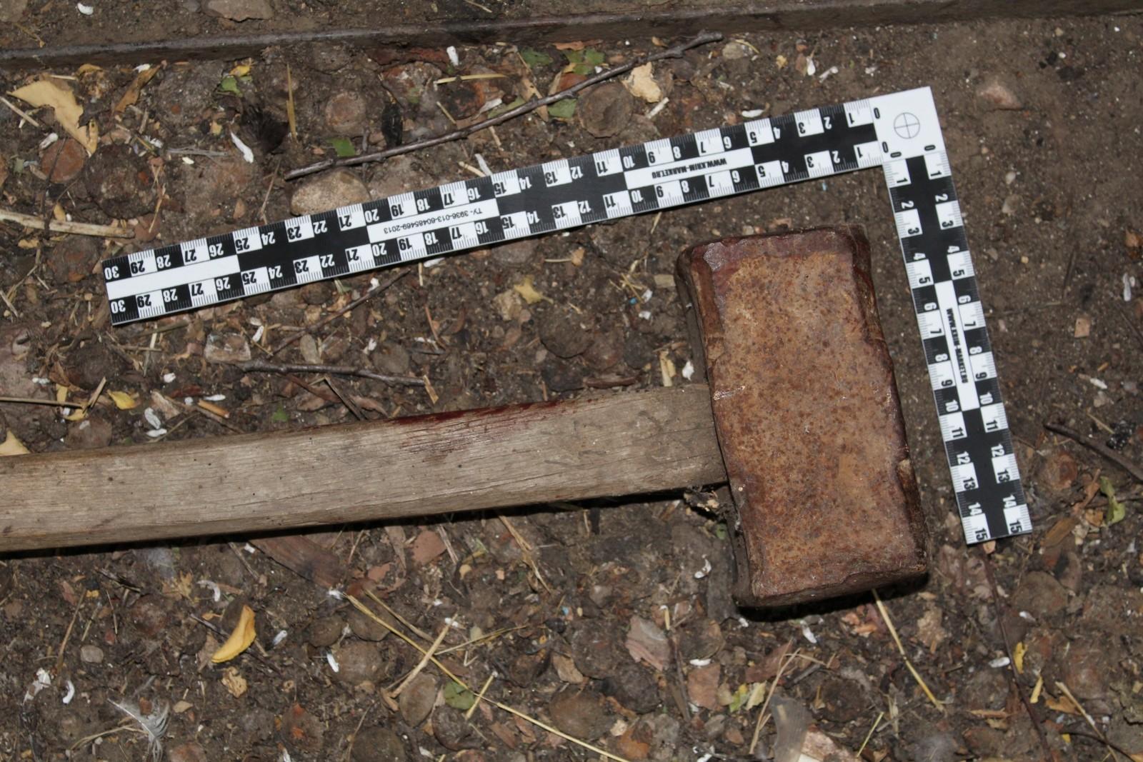 Житель Брянской области убил брата кувалдой и 12 дней скрывал его тело