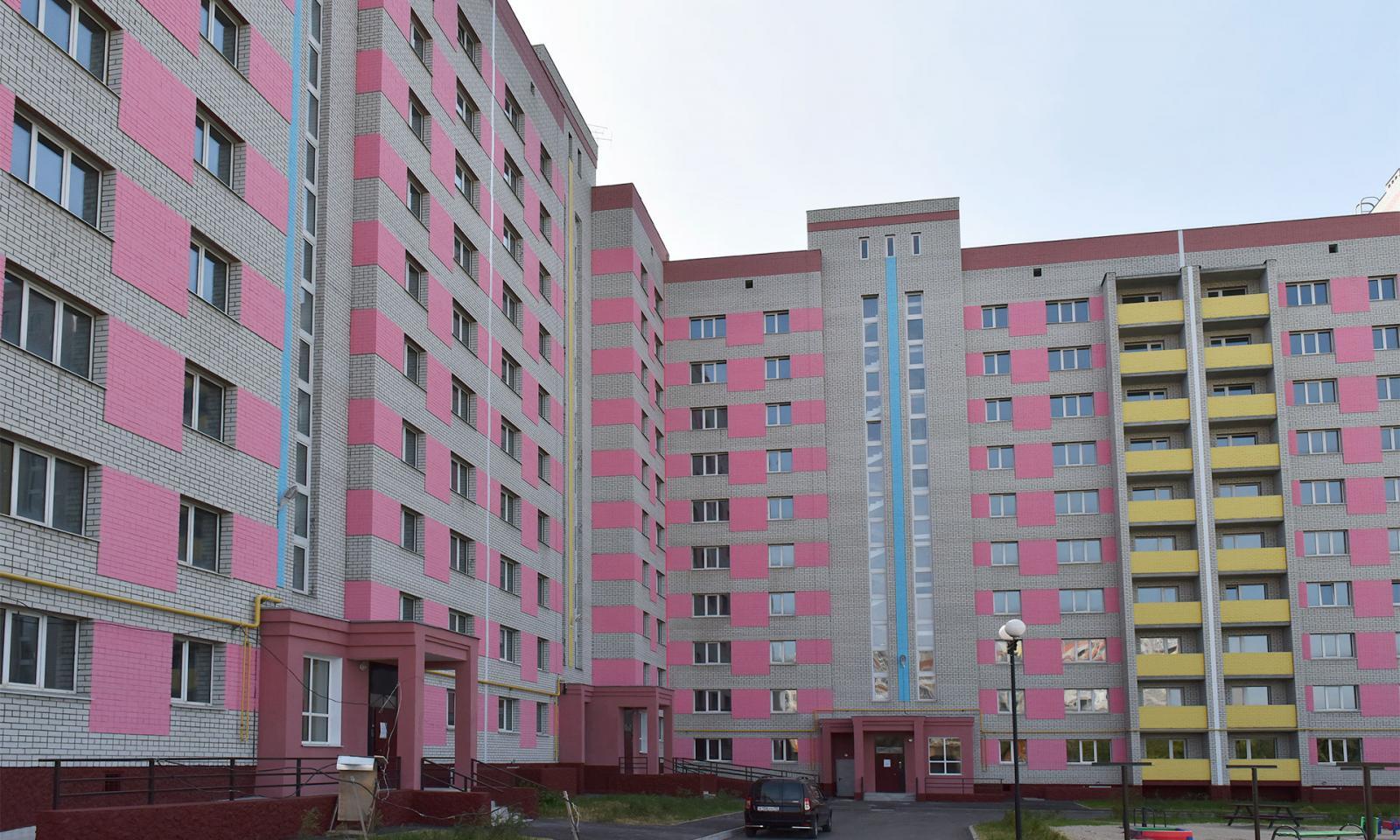 В Брянске закупят 64 квартиры для детей-сирот