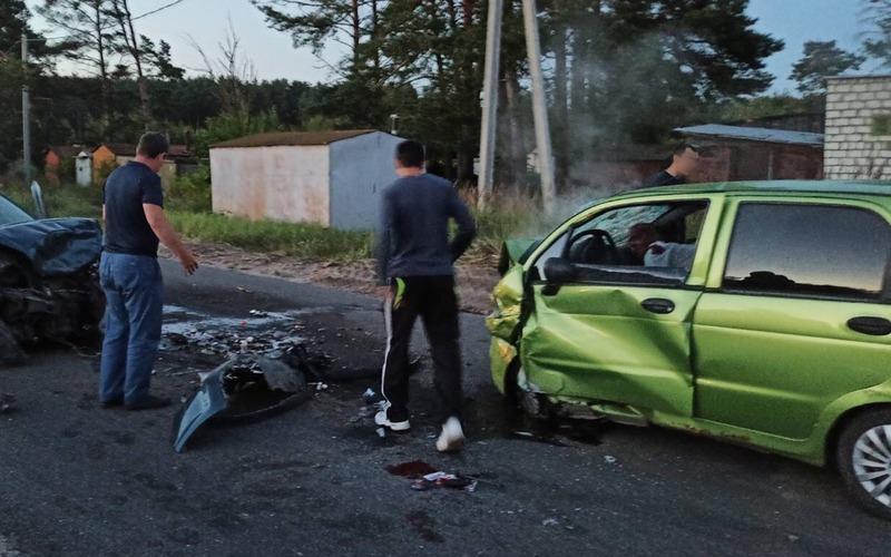 В жутком ДТП в Сельцо страшные травмы получили двое детей и четверо взрослых