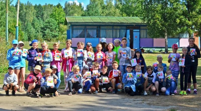 В брянском лагере «Ровесник» прошла познавательная программа для детей