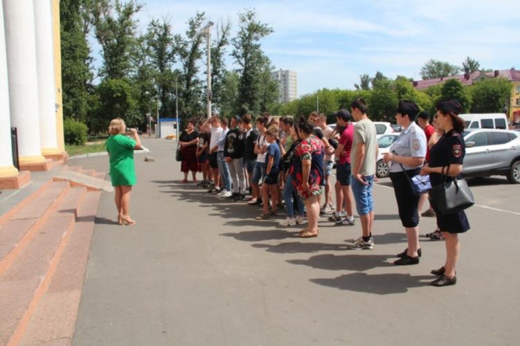 Брянский лагерь для трудных подростков активно продолжает свою работу