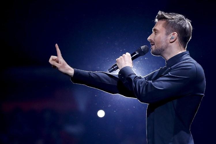 Сергей Лазарев представил песню для Евровидения
