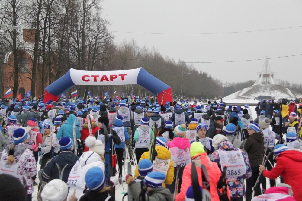 Завтра в Брянске пройдет «Лыжня России-2021»