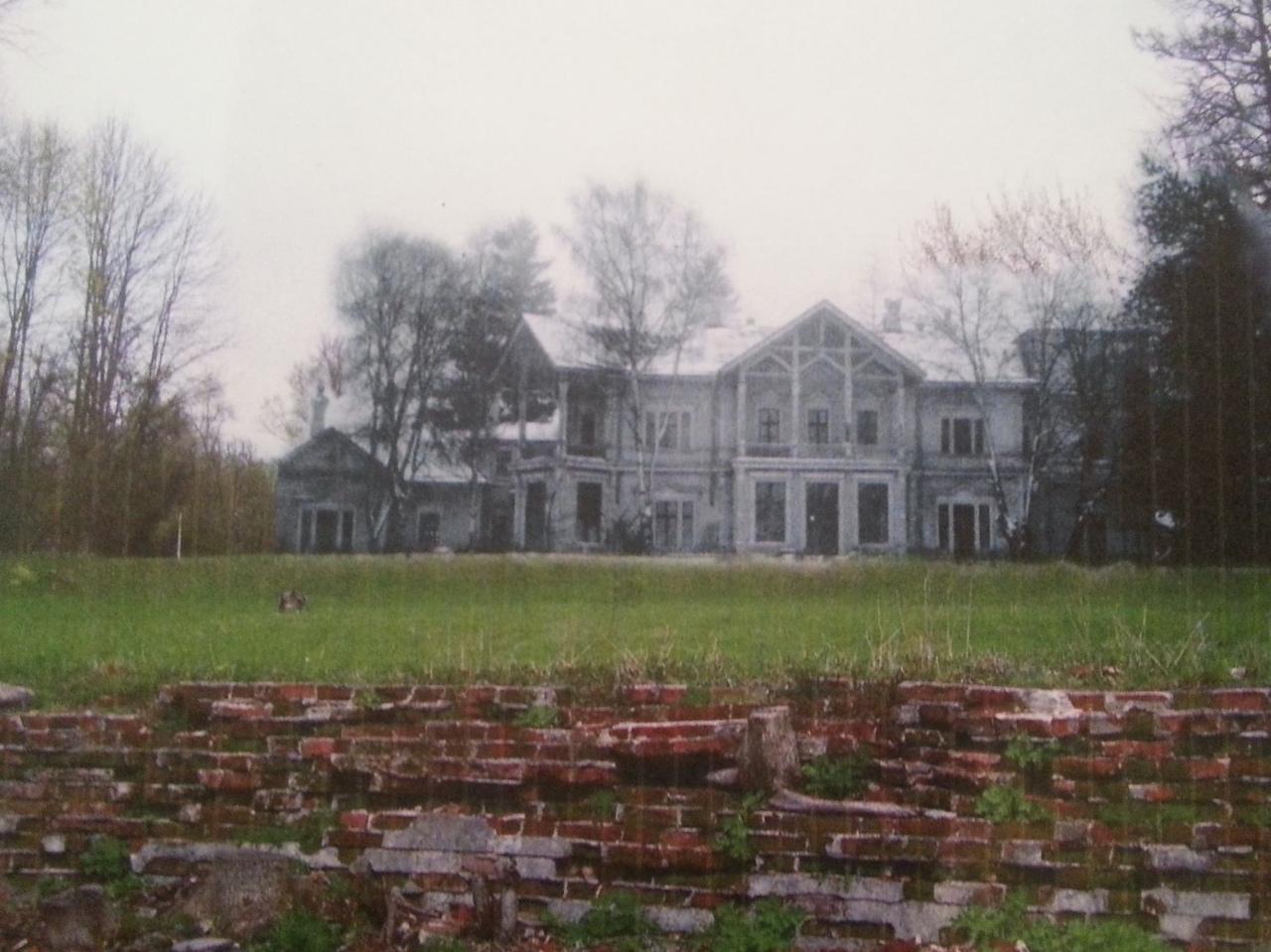 В поселке Локоть Брасовского района появится музей князя Романова