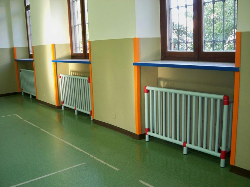 В брянском колледже искусств на улице Горького отремонтируют систему отопления