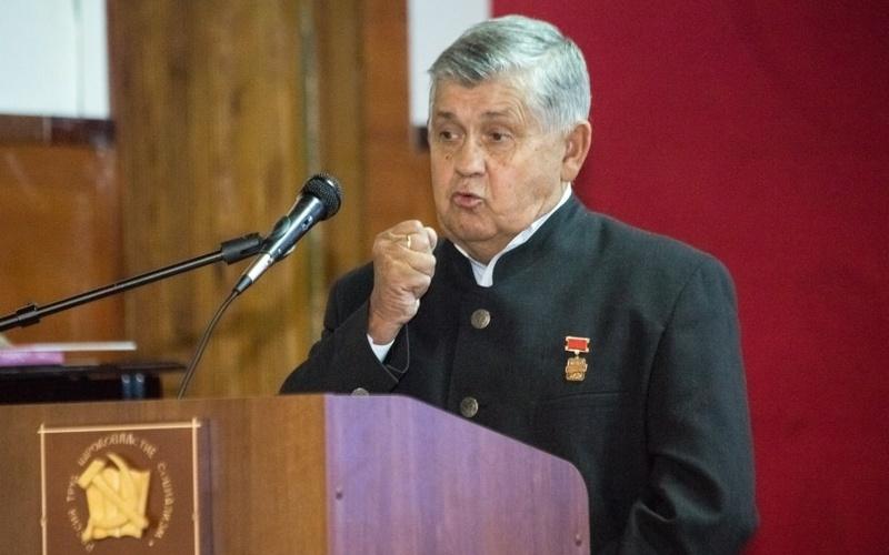 Бывший губернатор Брянской области Юрий Лодкин получил награду за верность журналистике