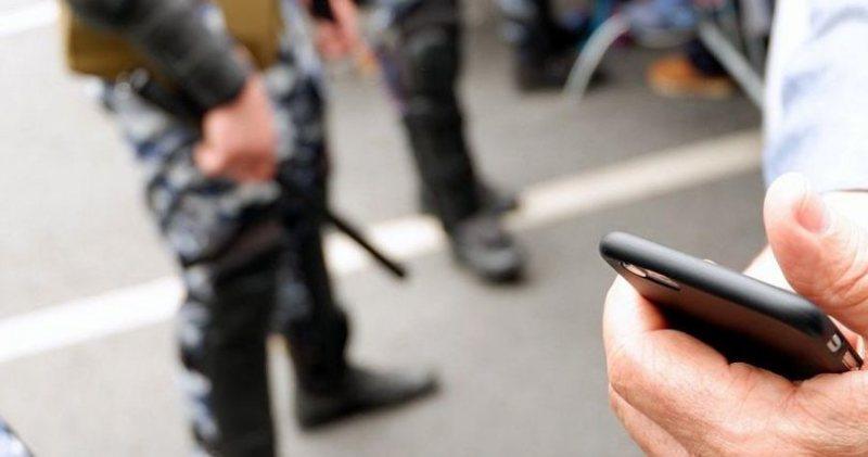 За ложное сообщение о заминированном магазине арестован житель Дятьково