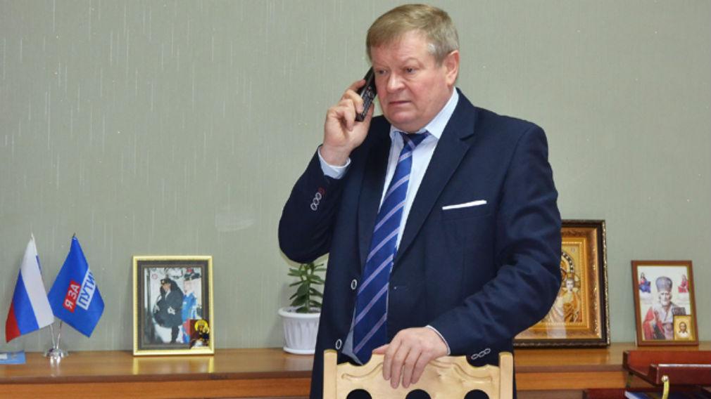 Заместитель брянского губернатора Николай Лучкин пообщался с замминистра спорта