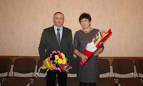 Людмилу Ластовскую из Брянской горбольницы №1 удостоили звания «Заслуженный врач РФ»