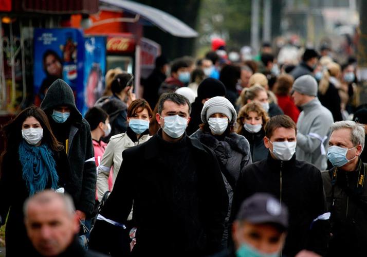 Брянскую область атаковал свиной грипп