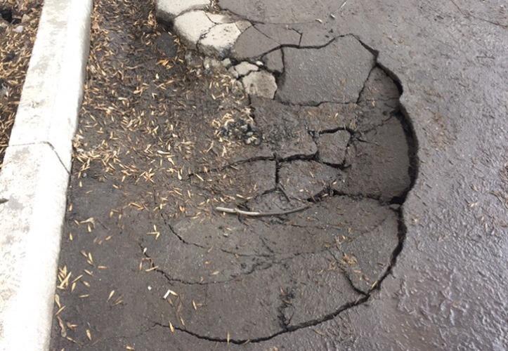 После потопа в Фокинском районе Брянска на жильцов обрушилась новая проблема