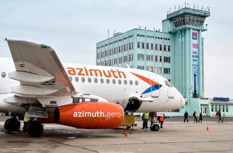 Изменилось расписание авиарейсов из международного аэропорта «Брянск» в Санкт-Петербург