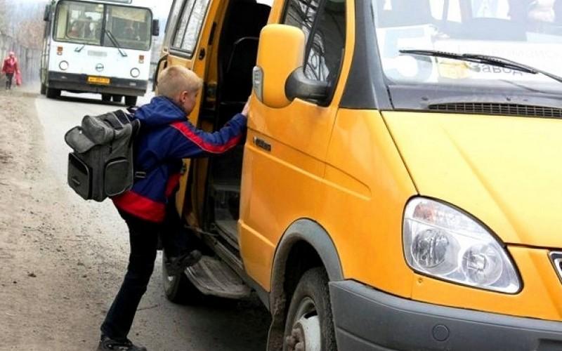 В Брянске маршрутчик издевался над ребенком, который не оплатил проезд
