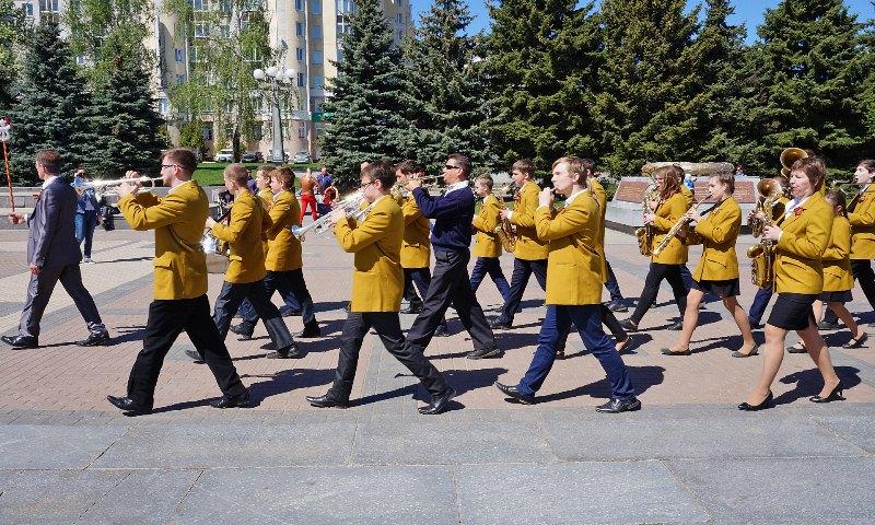 В Брянске пройдет фестиваль духовых оркестров