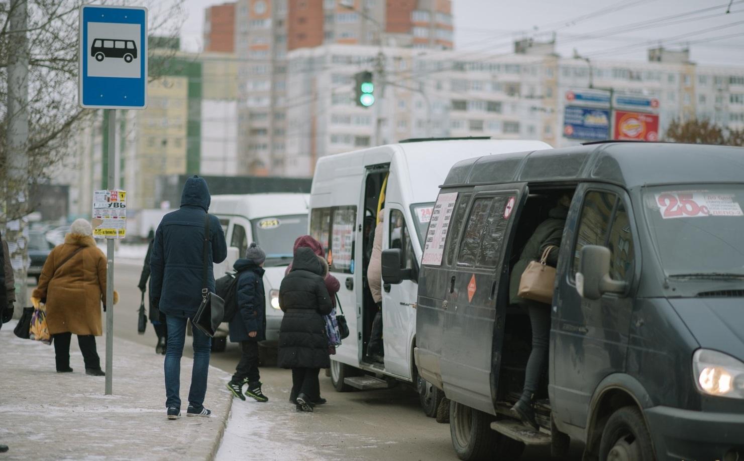 В Брянске курсируют ежедневно 96 троллейбусов и 265 автобусов
