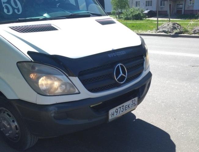 Жительница Брянска возмущена хамством водителя маршрутки
