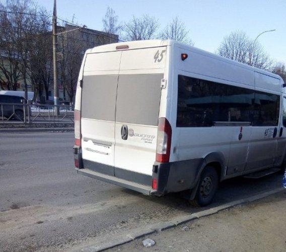 В Брянске водитель маршрутки высадил с оскорблениями женщину с ребенком