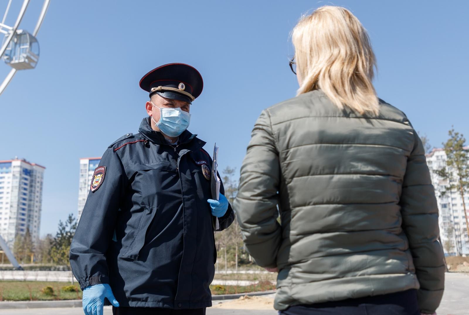 В Брянске выписали 3 протокола за несоблюдение масочного режима