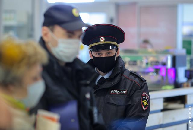 В Брянской области составили 29 протоколов на нарушителей масочного режима