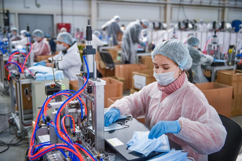 В Почепе Московский эндокринный завод сформирует 1500 рабочих мест