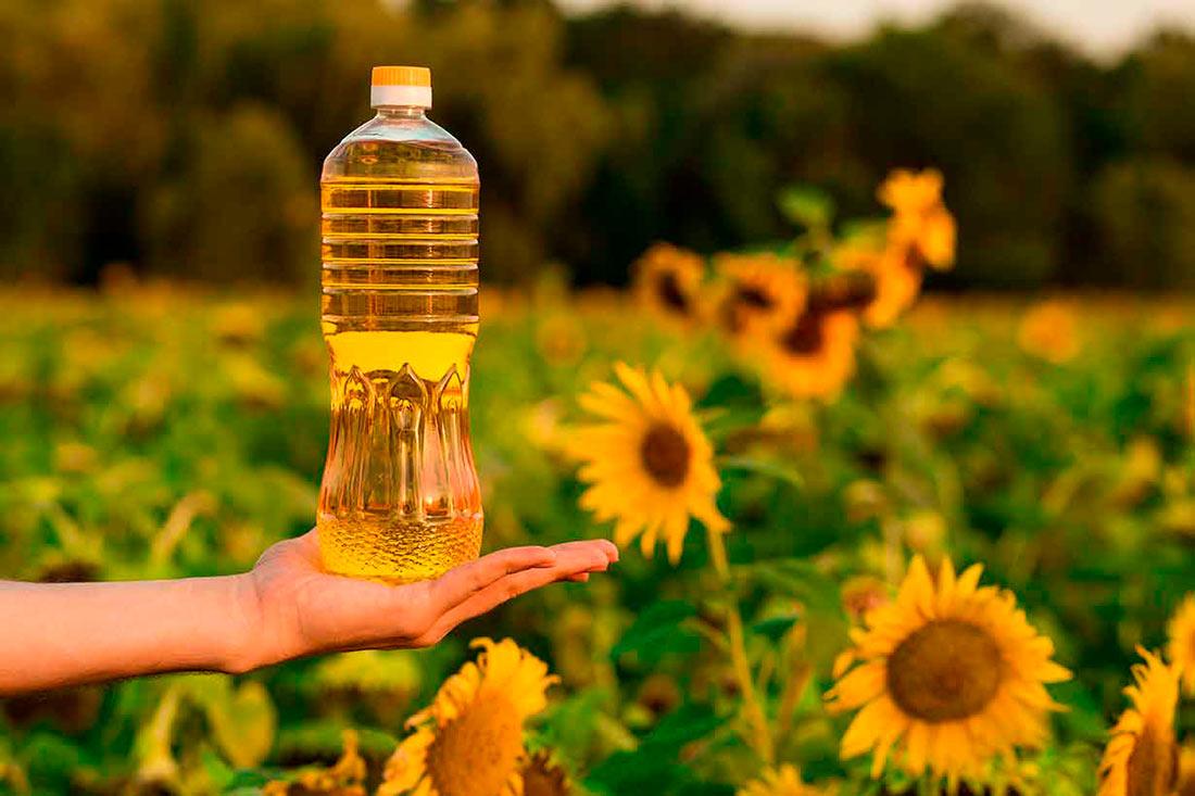 На четверть за год подорожал литр подсолнечного масла в Брянской области