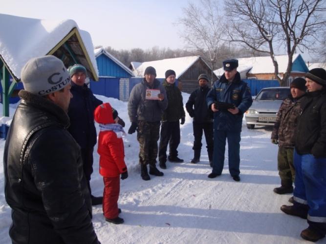 Жителям Новозыбкова рассказали, как себя обезопасить