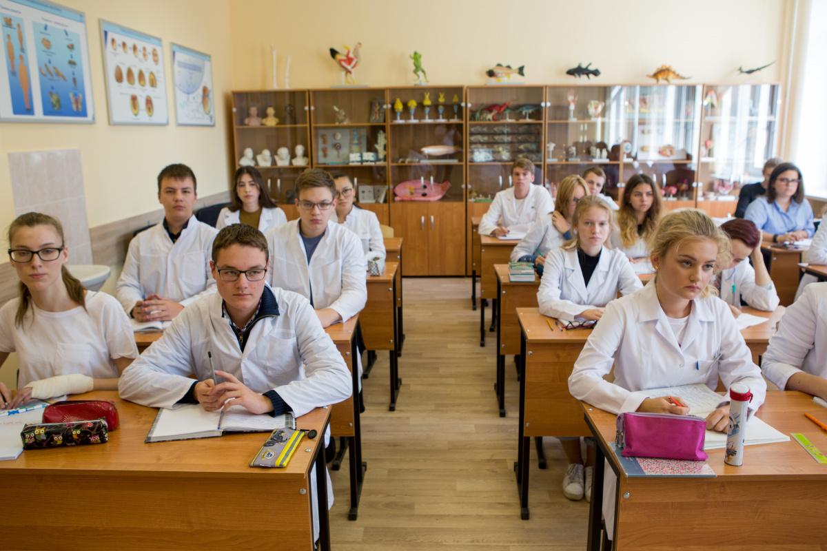 В Брянске начался прием в Медицинский Сеченовский предуниверсарий