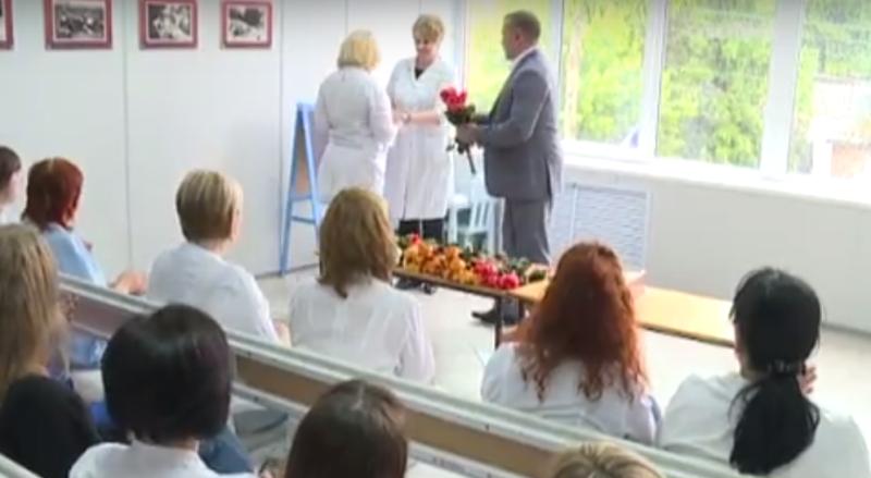 Брянская служба крови отметила день медработника