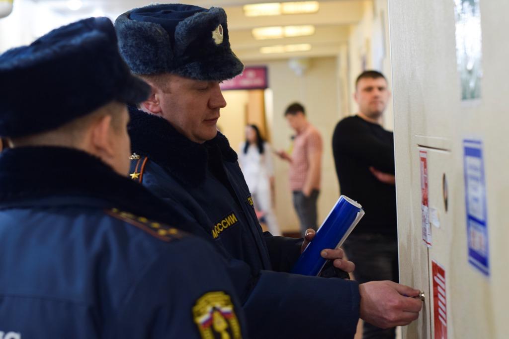 Прокуратура и МЧС приехали с проверкой в ТРЦ«Мельница» и нашли серьезные нарушения