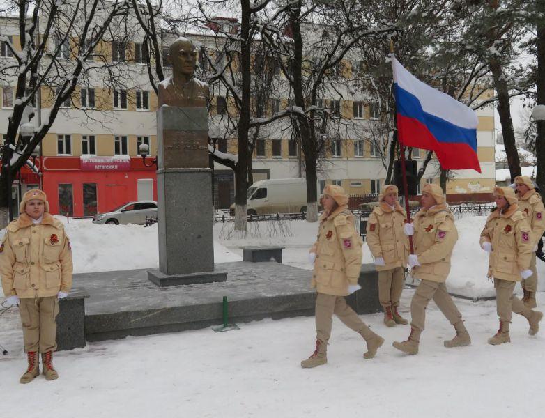 В Брянске стартовал месячник оборонно-массовой и спортивной работы