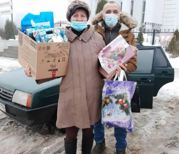 В Мглинском районе Брянской области исполнили мечту тяжелобольной девочки